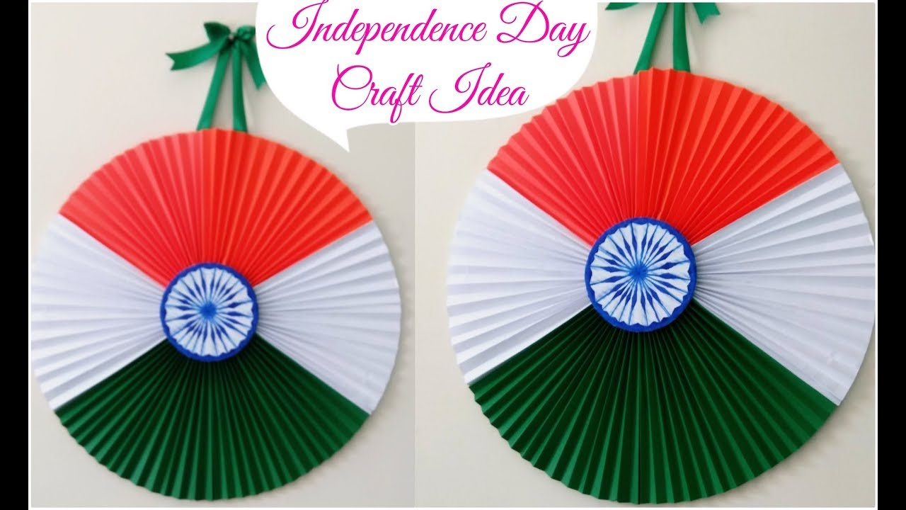 Download Thumbnail For Diy Independence Day Decoration Ideas Easy