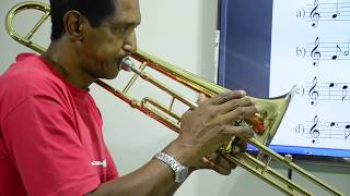 Quão Grande És Tu - Ensaiando o Trombone Zebedeu - Lição 160.