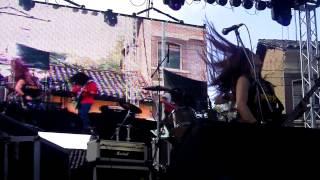 Akheron en vivo Súbase al metal 2012