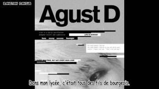 [VOSTFR] Agust D - 724148 [BTS Suga 1st Mixtape]