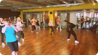 Dance Aerobic /It's Raining Men/ - Patryk Tomaszewski