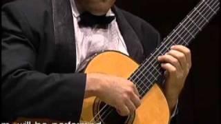 "Leon Koudelak plays: H. Villa-Lobos  ""Mazurka Choro"""