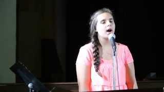Faster- Grace Becker