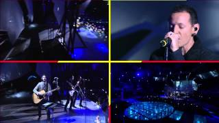 Linkin Park - CASTLE OF GLASS (Live VGA 2012) [Multiangle]