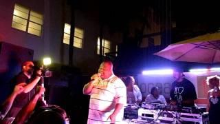 "kenny bobien ""I shall not be moved"" at Miami 2011"