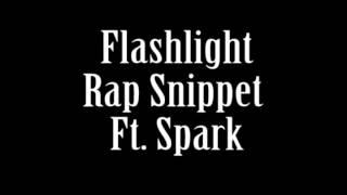 Flashlight (Rap Cover) Ft. Spark @sparksmusic