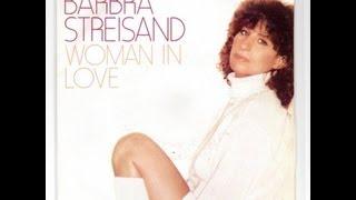 Barbra Streisand - Woman in love - 80's lyrics