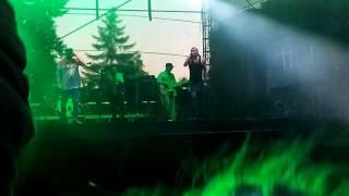 Kamil Bednarek feat. Staff - Euforia (kawałek) Starogard Gdański 18.06.2016