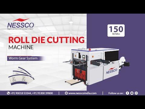 Paper Cup Machine, Roll Die Cutting Machine, Flexo Printing Machine