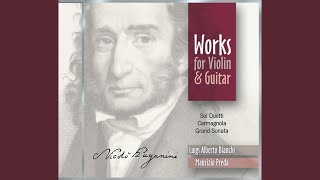 Duetto No. 1 for Violin and Guitar, MS 110: I. Amoroso espressivo