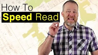 Learn How To Speed Read - Best Speed Reading Techniques width=
