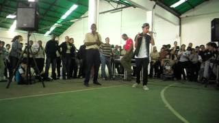 VIDEO PRESENTACIÓN - Creikid Flow & Yc Shadow ( Hypersonicos )  En el Liceo Juan Landaeta