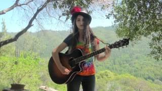 Maya Burns Sings Original Double Rainbow Song