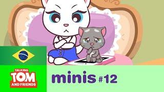 Talking Tom and Friends Minis - O novo amor do Tom (Episódio 12)