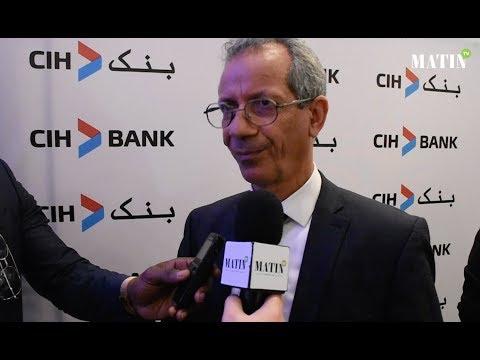 Video : Croissance rentable pour CIH Bank en 2017