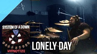 "System of a Down - ""Lonely Day"" drum cover by Allan Heppner"