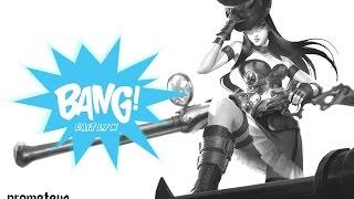BANG [Caitlyn] (Paródia Anitta - Bang)