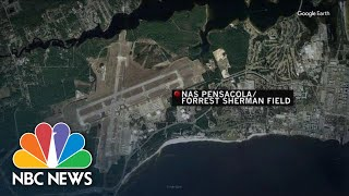 Pensacola Naval Air Station Shooting: Shooter Dead, Motive Unclear | NBC News