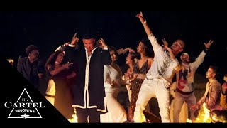 Daddy Yankee, RedOne, French Montana & Dinah Jane  