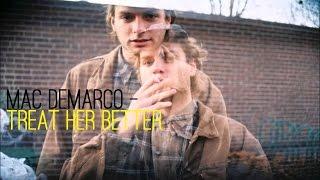 Mac DeMarco - Treat Her Better  (Subtitulada Inglés / Español)