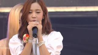 Live HD 720p 140826 WINGS ft  G LOW of K Much   Blossom @ The Show