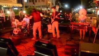 Funky Road Live Band, Live @ MEZZOLOMBARDO LUNARE 2013