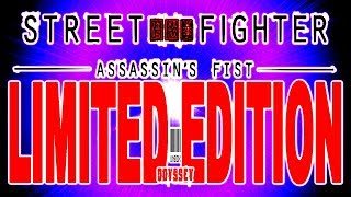 Street Fighter: Assassin's Fist - Limited Edition Blu-ray Steelbook Unboxing