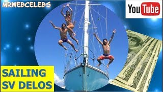 How much does SAILING SV DELOS make on YouTube 2017