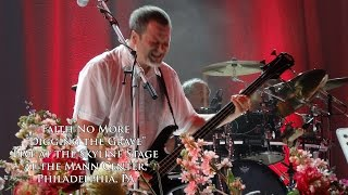 Faith No More - Digging the Grave (Live at the Skyline Stage, Philadelphia)