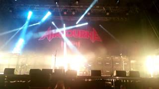 Master of Rock 2016 - Airbourne - Live It Up (beginning)