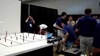 2010 ASABE Robotics Competition 01 - KSU