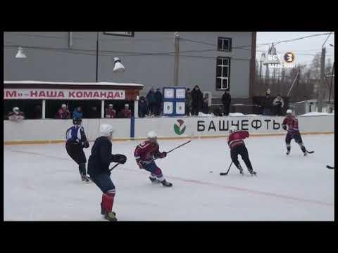 Товарищеский матч хоккейных команд