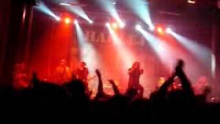 Zfetovanej, zpívá kapela Harlej (Zfetovanej, sing band Harlej)