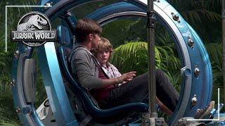 Jurassic World: Gyrosphere (Behind the Scenes) width=