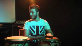Tumbao Percussion Assessment - Je sto vicino a te (Pino Daniele cover)