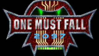 One Must Fall 2097 - Power Plant Theme
