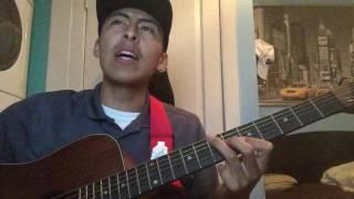 Alfredito Olivas -El Paciente (Cover con Guitarra)