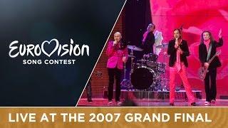 Les Fatals Picards - L'amour à La Française (France) Live 2007 Eurovision Song Contest