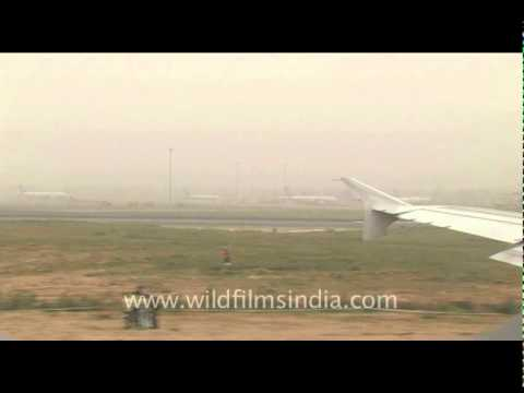 Air link from Delhi to Kathmandu….