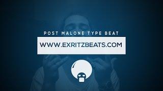 [FREE] Post Malone Type Beat - Alone (Prod. Exritz)