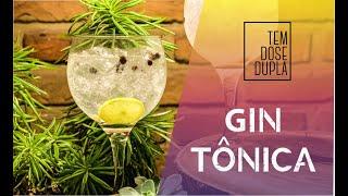 O que é GIN - Aprenda a fazer Gin Tônica