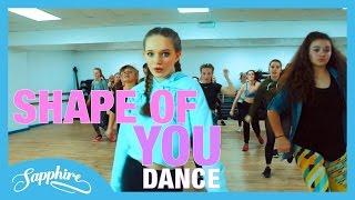 Shape Of You - Ed Sheeran   Cover by Sapphire