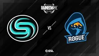 Susquehanna Soniqs vs. Rogue - Kafe - Rainbow Six Pro League - Season X - NA