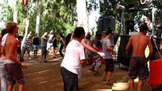 Dj Nica Iliuchina - Lysergic rec. - Moglix Crew -- party #09 10.07.2010 .AVI