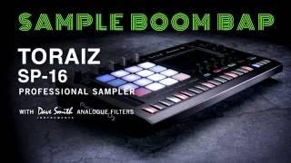 Pioneer Toraiz SP 16 Boom Bap Beats (updated)