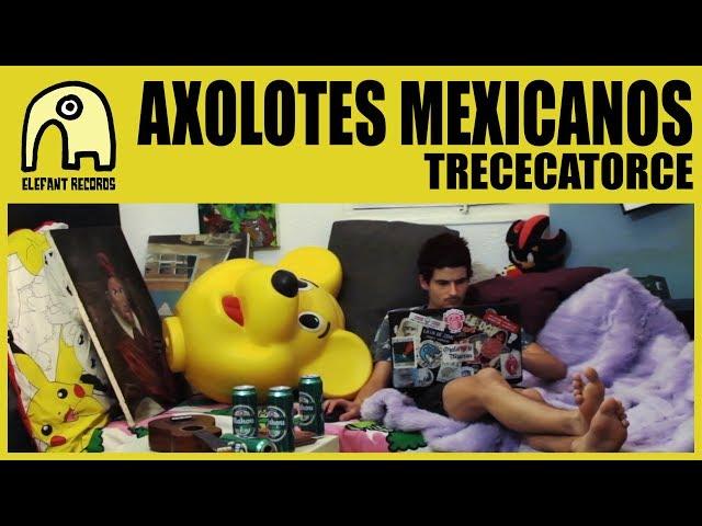 Videoclip Trececatorce de Axolotes Mexicanos
