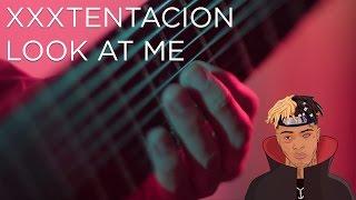 XXXTentacion - LOOK AT ME (Metal / Djent Cover / Remix) - Andrew Baena