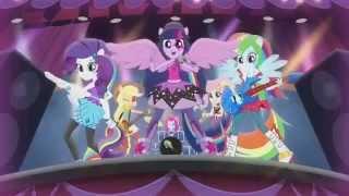 Equestria Girls - Rainbow Rocks - Dia Perfeito Para a Diversão - Dublado