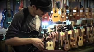 David Bowie - Heroes ukulele cover
