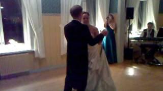 Mattias och Josefines bröllopsvals (6.2.2010 på Kiala gård i Borgå)